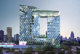 100 The Dusit Thani Shares More News About Bangkok Developments Retail