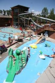 For Younger Kids Old Town Hot Springs In Steamboat Is Ideal With Its Many Slides And Water Features