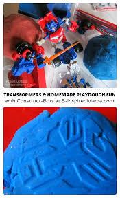 Pumpkin Spice Jello Playdough by Transformers Homemade Playdough Fun B Inspired Mama