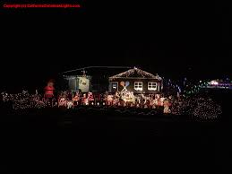Christmas Tree Lane Ceres Ca Address by Best Christmas Lights And Holiday Displays In Windsor Sonoma County