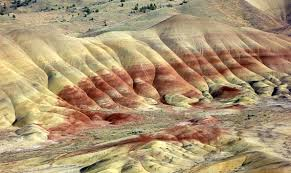 john day fossil beds national monument oregon
