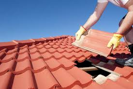 how to repair a tile or masonry roof