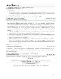 Resume: Best Of Hr Resume Examples Generalist Human ...