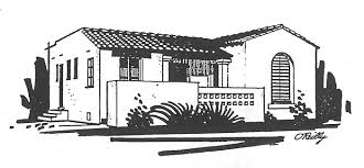 Photo Of Mission Architecture Style Ideas by Mission Revival Style Architecture Redondo Historical