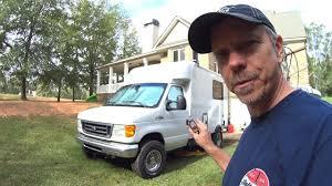 100 4x4 Box Truck Camper Conversion YouTube