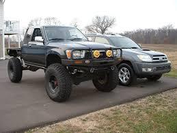 My 2003 4Runner And 1989 Toyota