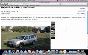 Craigslist Springfield Illinois Used Cars And Trucks - Low Prices ...