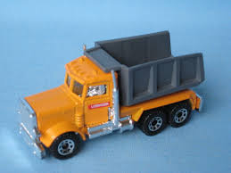 MATCHBOX PETERBILT TIPPER Truck Orange Body Losinger Construction ... Dump Truck Vector Free Or Matchbox Transformer As Well Trucks For 742garbage Toy Toys Buy Online From Fishpdconz Compare The Manufacturers Episode 21 Garbage Recycle Motormax Mattel Backs Line Stinky Toynews 66 2011 Jimmy Tyler Flickr Lesney No 26 Gmc Tipper Red Wbox Tique Trader Amazoncom Vehicle Games Only 3999 He Eats Cars