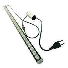 eclairage led pour aquarium eau de mer roleadro led aquarium 81w 27 led le aquarium bar de lumière