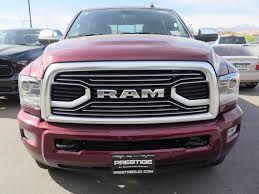 2018 Ram 2500 Limited 4x4 Crew Cab 6'4