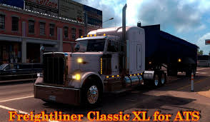 Freightliner Classic XL Truck For ATS (by H.Trucker) - American ... 2017 Ford Super Duty Pricing Will The Xl Regular Cab Start At Fire Truck Wall Decal Nursery Kids Rooms Decals Boy Room 15 Monster 4wd Gas Rtr With Avc Black Rizonhobby Freightliner Classic For Ats By Htrucker American V2 Ited Solaris36 Big Foot No1 Original Xl5 Tq84vdc Chg C Man Tga 26390 6x4 Manual Euro 3 Cable System Trucks Sale Kershaw Designs Brushless Losi 2016 F250 Reviews And Rating Motor Trend Hino Series Reveal Youtube Custom Semi Custom Bobcat Gta Wiki Fandom Powered Wikia