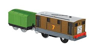 100 Trackmaster Troublesome Trucks Toby Thomas And Friends TrackMaster Wiki FANDOM Powered By Wikia