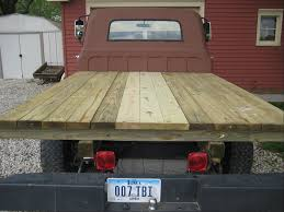 Built The All Wood Flatbed - The 1947 - Present Chevrolet & GMC ... 2018 Ford Super Duty Truck Most Capable Fullsize Pickup In Flatbed Plans For The First Gen Cummins Teardown Steel Flatbed Bed Plans Best Resource Trailer Free 51 Likeable Wooden 234 Axle 2040ft From China Manufacturer Build Dodge Diesel Forums 4x4 Trucks For Sale 4x4 Our 83 Pickup Flatbed Yotatech Custom Wood Phoax Rangerforums The Ultimate With Pipes Illustration Stock Vector Art More Images