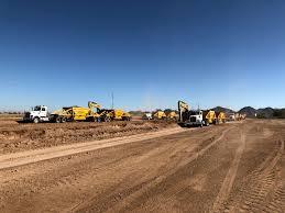 100 Mbi Trucking Otto Phoneix Arizona Hauling Dirt Everyday