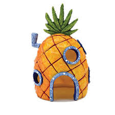 Spongebob Aquarium Decorating Kit by Atuo Spongebob Pineapple Home Fish Tank Ornament