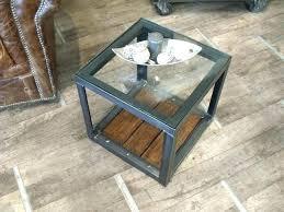 bout de canap verre table bout de canape table bout de canape en verre design