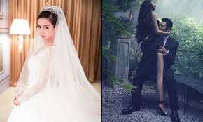 Leaked Steamy Photos Of Angelababy And Huang Xiaoming Will Make You See Them Differently