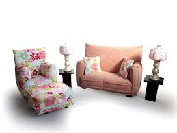 Barbie Living Room Furniture Set by Barbie Doll Living Room Furniture 9 Pc Play Set 1 6 Scale Light