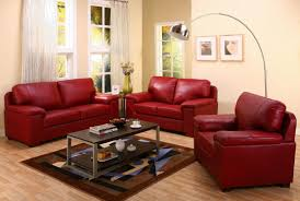 red leather sectional sofa ideas for living room with rectangular