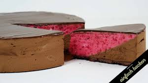 schokoladen himbeer mousse torte einfach backen marcel paa