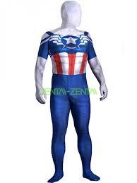 Falcon Captain America Costume
