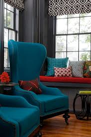 deep bright 10 ways with red teal teal living rooms room