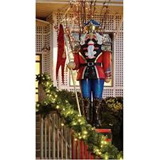 Bethlehem Lighting 6 Giant Commercial Grade Fiberglass Nutcracker Christmas Decoration Display
