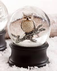 Shopko Pre Lit Christmas Trees by Musical Owl Snow Globe Balsam Hill