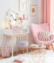 Color Obsession Copper And Pink Girls Bedroom IdeasCute