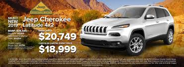 Tucson Chrysler, Jeep Dealer In Tucson AZ | Marana Oro Valley Sierra ...
