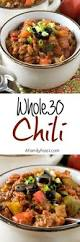 Paleo Pumpkin Chili Slow Cooker by 25 Best Whole30 Chili Ideas On Pinterest Paleo Frozen Meals