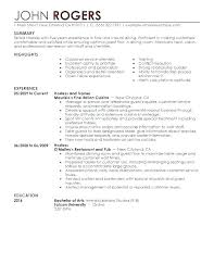 Sample It Project Manager Resume Examples Experience Restaurant Experienced Telecom