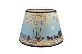 Aladdin Lamp Oil Canada by Aladdin N144 02 Coach And Four Horses Parchment Lamp Shade 14