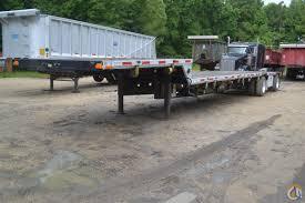 100 Drop Trucks DTL2100 48 Combo Deck Trailer Flatbed Trailer