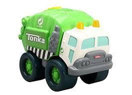100 Tonka Mini Trucks My First Wobble Wheels Garbage Truck Ele Toys LLC