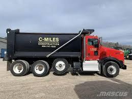 100 Kenworth Dump Truck For Sale T800