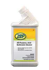 zep distribution all purpose acid bathroom cleaner