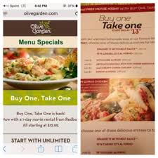 Olive Garden Italian Restaurant 681 s & 627 Reviews