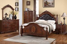 Black Leather Headboard Bed by Bedroom Expansive Black King Bedroom Sets Painted Wood Table