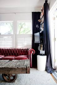 Red Black And Silver Living Room Ideas by Best 25 Red Leather Couches Ideas On Pinterest Red Leather
