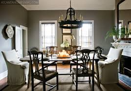 rustic chic dining room home interior design ideas