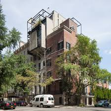 100 Architect Paul Rudolph Katharine Cornell Guthrie McClintic Residence NYC