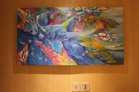 Denver Airport Murals Painted Over by Review Crowne Plaza Vientiane Laos Live And Let U0027s Fly