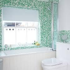 Iridescent Mosaic Tiles Uk by Bathroom Colour Schemes Ideal Home