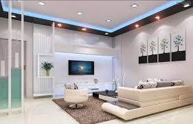 Wonderful Three Bedroom And Two Living Room Minimalist TV