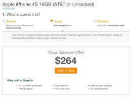 iPhone trade in prices start to slip after iPhone 5 unveiling