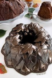 Nordic Ware Pumpkin Loaf Pan by Bourbon Pumpkin Cake Gluten Free Whole Grain All Purpose
