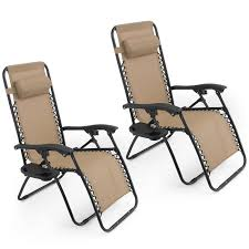 Oversized Zero Gravity Recliner With Canopy by Arksen Zero Gravity Chair Pack Of 2 Review