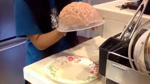 Halloween Jello Molds by How To Make A Jello Brain Youtube