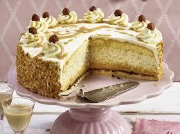 nuss sahne torte zwei einfache rezepte liebenswert magazin